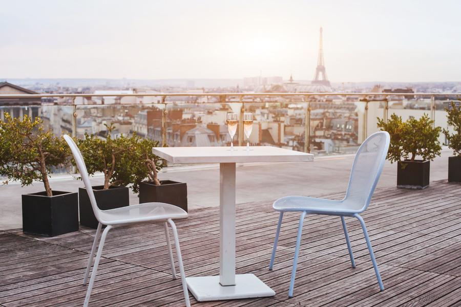 Le phénomène des créations d'hôtels à Paris : analyses.